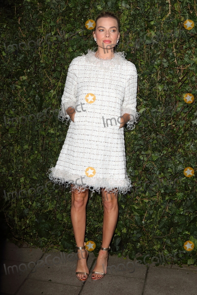 Margot Robbie Photo - London UK   Margot Robbie  at the Charles Finch  Chanel Pre-BAFTAs Dinner at Marks Club London 17th February 2018Ref LMK73-S1150-180218Keith MayhewLandmark Media WWWLMKMEDIACOM