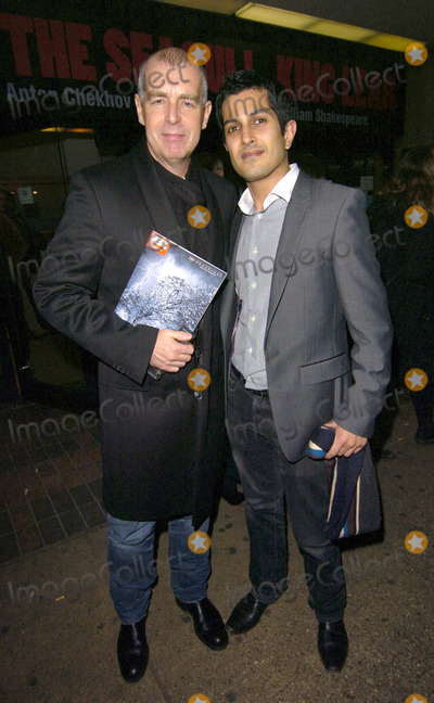Neil Tennant Photo - London UK Neil Tennant and guest at the King Lear press night at the New London Theatre in London UK28th November 2007Can NguyenLandmark Media