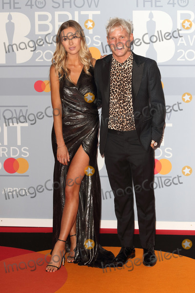 Jamie Laing Photo - LondonUK  Sophie Habboo and Jamie Laing   at 40th Brit Awards Red Carpet arrivals The O2 Arena London 19th February 2020 RefLMK73-S2890-190220Keith MayhewLandmark MediaWWWLMKMEDIACOM