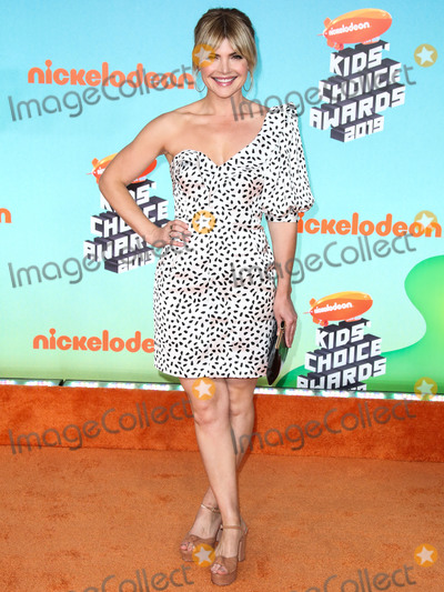 Stevie Nelson Photo - LOS ANGELES CA USA - MARCH 23 Stevie Nelson arrives at Nickelodeons 2019 Kids Choice Awards held at the USC Galen Center on March 23 2019 in Los Angeles California United States (Photo by Xavier CollinImage Press Agency)