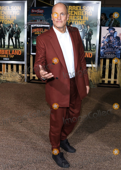 Woody Harrelson Photo - WESTWOOD LOS ANGELES CALIFORNIA USA - OCTOBER 10 Actor Woody Harrelson arrives at the Los Angeles Premiere Of Sony Pictures Zombieland Double Tap held at the Regency Village Theatre on October 10 2019 in Westwood Los Angeles California United States (Photo by David AcostaImage Press Agency)