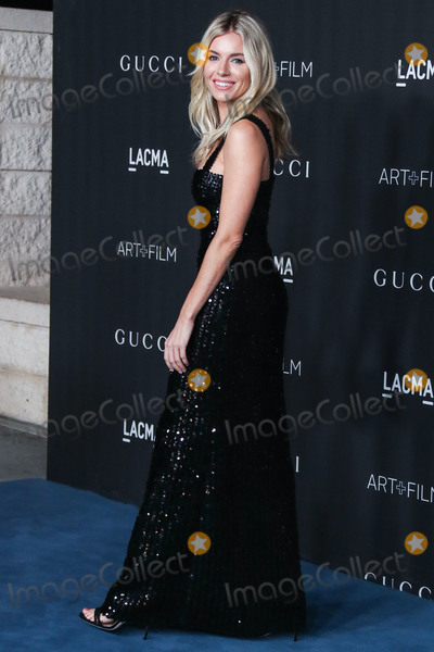Sienna Miller Photo - LOS ANGELES CALIFORNIA USA - NOVEMBER 02 Actress Sienna Miller arrives at the 2019 LACMA Art  Film Gala held at the Los Angeles County Museum of Art on November 2 2019 in Los Angeles California United States (Photo by Xavier CollinImage Press Agency)