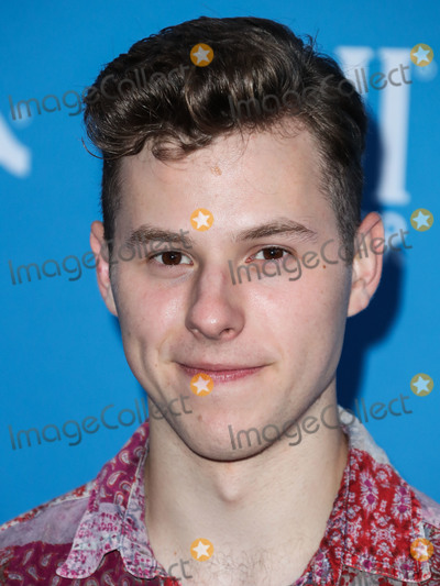 Nolan Gould Photo - LOS ANGELES CALIFORNIA USA - AUGUST 08 Actor Nolan Gould arrives at Clayton Kershaws 7th Annual Ping Pong 4 Purpose Fundraiser held at Dodger Stadium on August 8 2019 in Los Angeles California United States (Photo by Xavier CollinImage Press Agency)