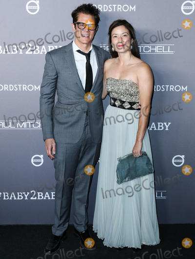 Johnny Knoxville Photo - CULVER CITY LOS ANGELES CALIFORNIA USA - NOVEMBER 09 Johnny Knoxville and Naomi Nelson arrive at the 2019 Baby2Baby Gala held at 3Labs on November 9 2019 in Culver City Los Angeles California United States (Photo by Xavier CollinImage Press Agency)