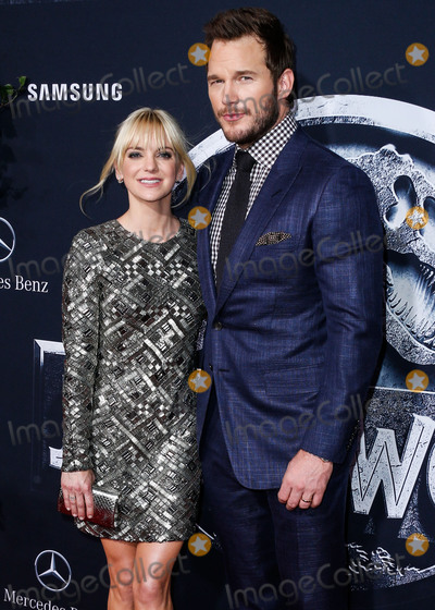 Anna Faris Photo - (FILE) Chris Pratt and Anna Faris Divorce Settlement Details Revealed The details of the divorce settlement between Chris Pratt and Anna Faris are coming to light The two who obtained a private judge to work out the deal reportedly signed off on the deal on Wednesday (November 7 2018) according to TMZ According to the documents they have agreed to live no more than five miles apart for about the next five years This deal was made so that the two parents stay in place until their six-year-old son Jack completes the sixth grade HOLLYWOOD LOS ANGELES CA USA - JUNE 09 Actors Anna Faris (wearing a Rubin Singer dress) and Chris Pratt (wearing a Chopard watch) arrive at the Los Angeles Premiere Of Universal Pictures Jurassic World held at the Dolby Theatre on June 9 2015 in Hollywood Los Angeles California United States (Photo by Xavier CollinImage Press Agency)
