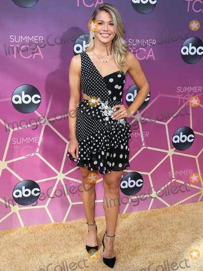 Krystal Photo - WEST HOLLYWOOD LOS ANGELES CALIFORNIA USA - AUGUST 05 Fitness coach Krystal Nielson arrives at the Disney ABC Television Group TCA Summer Press Tour All-Star Party 2019 held at Soho House West Hollywood on August 5 2019 in West Hollywood Los Angeles California United States (Photo by Xavier CollinImage Press Agency)