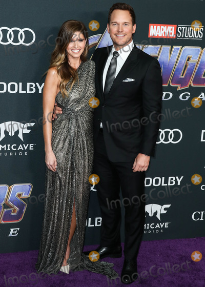 Katherine Schwarzenegger Photo - (FILE) Chris Pratt and Katherine Schwarzenegger are married LOS ANGELES CALIFORNIA USA - APRIL 22 Katherine Schwarzenegger and husband Chris Pratt arrive at the World Premiere Of Walt Disney Studios Motion Pictures and Marvel Studios Avengers Endgame held at the Los Angeles Convention Center on April 22 2019 in Los Angeles California United States (Photo by Xavier CollinImage Press Agency)