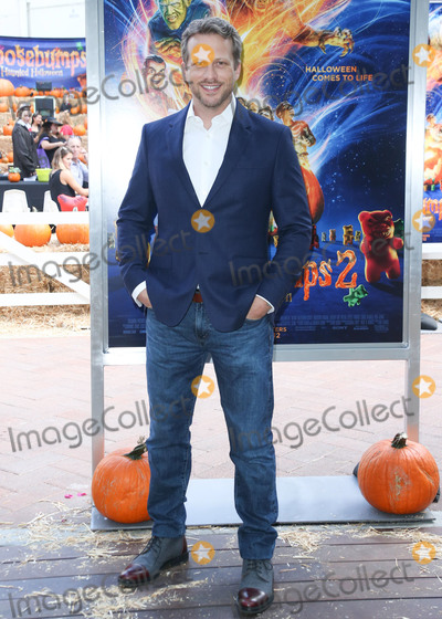Ari Sandel Photo - CULVER CITY LOS ANGELES CA USA - OCTOBER 07 Ari Sandel at the Los Angeles Special Screening Of Columbia Pictures And Sony Pictures Animations Goosebumps 2 Haunted Halloween held at Sony Pictures Studios on October 7 2018 in Culver City Los Angeles California United States (Photo by David AcostaImage Press Agency)