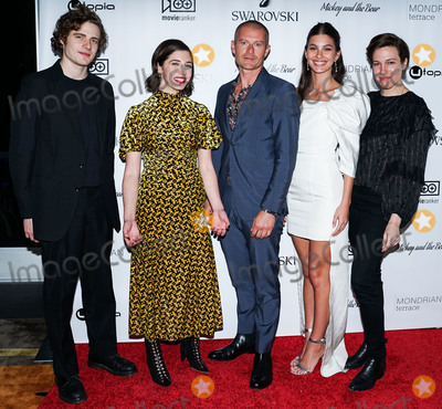 Annabelle Attanasio Photo - MANHATTAN NEW YORK CITY NEW YORK USA - NOVEMBER 12 Ben Rosenfield Annabelle Attanasio James Badge Dale Camila Morrone and Rebecca Henderson arrive at the New York Premiere Of Utopias Mickey And The Bear held at Mondrian Terrace Park Avenue on November 12 2019 in Manhattan New York City New York United States (Photo by William PerezImage Press Agency)