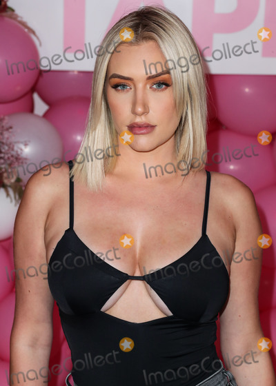 Anastasia Karanikolaou Photo - WEST HOLLYWOOD LOS ANGELES CALIFORNIA USA - JULY 25 Anastasia Karanikolaou (Stassie Karanikolaou) arrives at the Booby Tape USA Launch Party held at Stanley Social on July 25 2019 in West Hollywood Los Angeles California United States (Photo by Xavier CollinImage Press Agency)