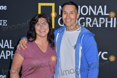 The National Photo - LOS ANGELES CALIFORNIA USA - JUNE 02 Sue Aikens and Ricko DeWilde arrive at the National Geographics Contenders Showcase held at The Greek Theatre on June 2 2019 in Los Angeles California United States (Photo by Image Press Agency)