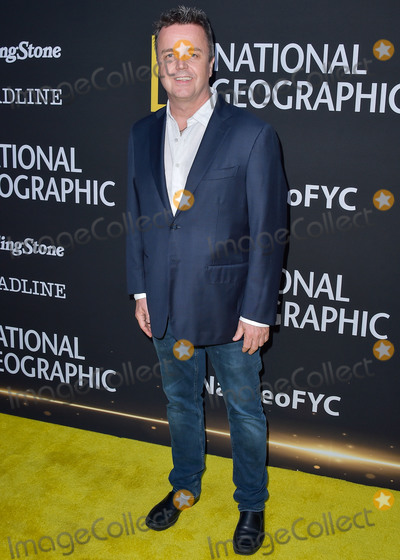 The National Photo - LOS ANGELES CALIFORNIA USA - JUNE 02 Sean Callery arrives at the National Geographics Contenders Showcase held at The Greek Theatre on June 2 2019 in Los Angeles California United States (Photo by Image Press Agency)