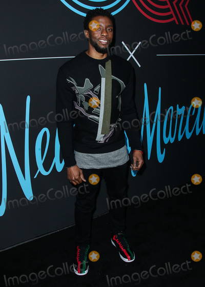 Madness Photo - (FILE) Chadwick Boseman Dead at 43 After Battle With Colon Cancer LOS ANGELES CALIFORNIA USA - FEBRUARY 17 Actor Chadwick Boseman arrives at the 2018 GQ All Star Party held at The NoMad Hotel Los Angeles on February 17 2018 in Los Angeles California United States (Photo by Xavier CollinImage Press Agency)