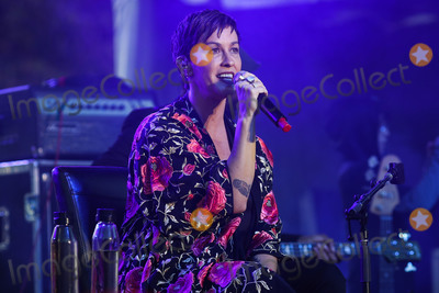 Alanis Morissette Photo - CALABASAS LOS ANGELES CA USA - DECEMBER 02 Singer Alanis Morissette performs onstage at the One Love Malibu Festival Benefit Concert For Woolsey Fire Recovery held at the King Gillette Ranch on December 2 2018 in Calabasas Los Angeles California United States (Photo by Xavier CollinImage Press Agency)