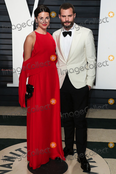 Amelia Warner Photo - (FILE) Jamie Dornan and Wife Amelia Warner Are Expecting Their Third Child Dornan and his wife are already parents to two daughters Elva 2 and Dulcie who will celebrate her fifth birthday in November BEVERLY HILLS LOS ANGELES CA USA - FEBRUARY 26 Amelia Warner and Jamie Dornan arrive at the 2017 Vanity Fair Oscar Party held at the Wallis Annenberg Center for the Performing Arts on February 26 2017 in Beverly Hills Los Angeles California United States (Photo by Xavier CollinImage Press Agency)