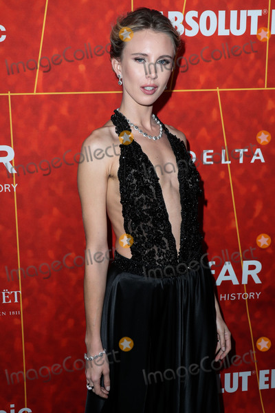 Tessa Hilton Photo - BEVERLY HILLS LOS ANGELES CA USA - OCTOBER 18 Tessa Hilton at the amfAR Gala Los Angeles 2018 held at the Wallis Annenberg Center for the Performing Arts on October 18 2018 in Beverly Hills Los Angeles California United States (Photo by Xavier CollinImage Press Agency)