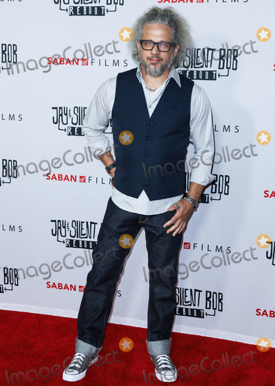 Joseph D Reitman Photo - HOLLYWOOD LOS ANGELES CALIFORNIA USA - OCTOBER 14 Actor Joseph D Reitman arrives at the Los Angeles Premiere Of Saban Films Jay and Silent Bob Reboot held at the TCL Chinese Theatre IMAX on October 14 2019 in Hollywood Los Angeles California United States (Photo by David AcostaImage Press Agency)