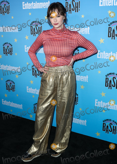 Ashleigh Cummings Photo - SAN DIEGO CALIFORNIA USA - JULY 20 Actress Ashleigh Cummings arrives at the Entertainment Weekly Comic-Con Celebration 2019 held at Float at Hard Rock Hotel San Diego on July 20 2019 in San Diego California United States (Photo by Xavier CollinImage Press Agency)