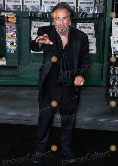 Al Pacino Photo - HOLLYWOOD LOS ANGELES CALIFORNIA USA - OCTOBER 24 Actor Al Pacino arrives at the Los Angeles Premiere Of Netflixs The Irishman held at TCL Chinese Theatre IMAX on October 24 2019 in Hollywood Los Angeles California United States (Photo by Xavier CollinImage Press Agency)