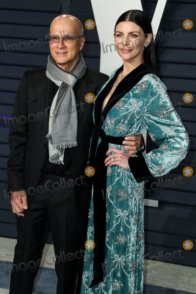 Jimmy Iovine Photo - BEVERLY HILLS LOS ANGELES CA USA - FEBRUARY 24 Jimmy Iovine and wife Liberty Ross arrive at the 2019 Vanity Fair Oscar Party held at the Wallis Annenberg Center for the Performing Arts on February 24 2019 in Beverly Hills Los Angeles California United States (Photo by Xavier CollinImage Press Agency)