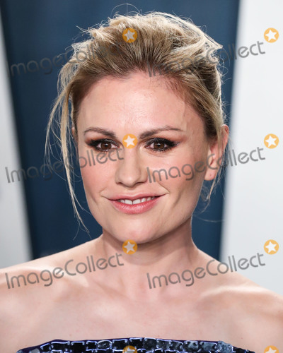 Anna Paquin Photo - BEVERLY HILLS LOS ANGELES CALIFORNIA USA - FEBRUARY 09 Actress Anna Paquin arrives at the 2020 Vanity Fair Oscar Party held at the Wallis Annenberg Center for the Performing Arts on February 9 2020 in Beverly Hills Los Angeles California United States (Photo by Xavier CollinImage Press Agency)