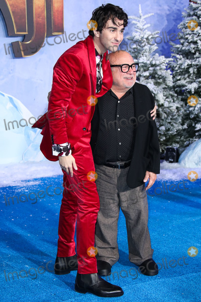 Alex Wolff Photo - HOLLYWOOD LOS ANGELES CALIFORNIA USA - DECEMBER 09 Alex Wolff and Danny DeVito arrive at the World Premiere Of Columbia Pictures Jumanji The Next Level held at the TCL Chinese Theatre IMAX on December 9 2019 in Hollywood Los Angeles California United States (Photo by Xavier CollinImage Press Agency)