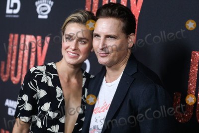 Peter Facinelli Photo - BEVERLY HILLS LOS ANGELES CALIFORNIA USA - SEPTEMBER 19 Lily Anne Harrison and Peter Facinelli arrive at the Los Angeles Premiere Of Roadside Attractions Judy held at the Samuel Goldwyn Theater at the Academy of Motion Picture Arts and Sciences on September 19 2019 in Beverly Hills Los Angeles California United States (Photo by Xavier CollinImage Press Agency)