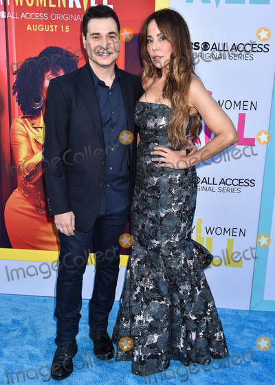 Alex Tyler Photo - BEVERLY HILLS LOS ANGELES CALIFORNIA USA - AUGUST 07 Adam Ferrara and Alex Tyler arrive at the Los Angeles Premiere Of CBS All Access Why Women Kill held at the Wallis Annenberg Center for the Performing Arts on August 7 2019 in Beverly Hills Los Angeles California United States (Photo by Image Press Agency)
