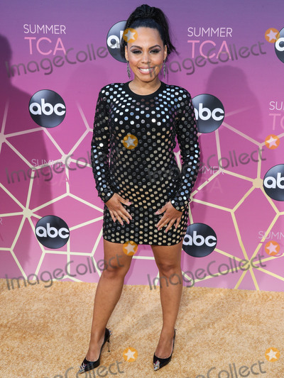 Amirah Vann Photo - WEST HOLLYWOOD LOS ANGELES CALIFORNIA USA - AUGUST 05 Actress Amirah Vann arrives at the Disney ABC Television Group TCA Summer Press Tour All-Star Party 2019 held at Soho House West Hollywood on August 5 2019 in West Hollywood Los Angeles California United States (Photo by Xavier CollinImage Press Agency)