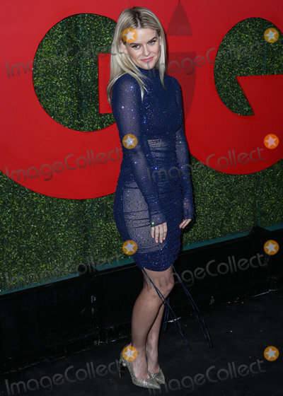 Alice Eve Photo - BEVERLY HILLS LOS ANGELES CA USA - DECEMBER 06 Actress Alice Eve arrives at the 2018 GQ Men Of The Year Party held at Benedict Estate on December 6 2018 in Beverly Hills Los Angeles California United States (Photo by Xavier CollinImage Press Agency)