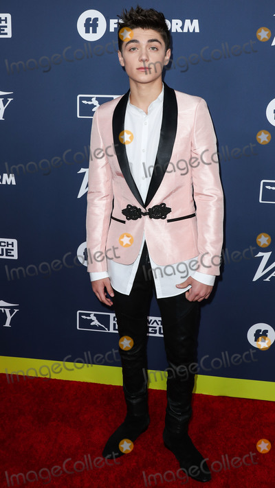 Asher Angel Photo - HOLLYWOOD LOS ANGELES CALIFORNIA USA - AUGUST 06 Actor Asher Angel arrives at Varietys Power Of Young Hollywood 2019 held at the h Club Los Angeles on August 6 2019 in Hollywood Los Angeles California United States (Photo by Xavier CollinImage Press Agency)