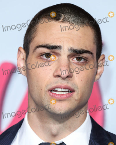 Noah Centineo Photo - HOLLYWOOD LOS ANGELES CALIFORNIA USA - FEBRUARY 03 Actor Noah Centineo arrives at the Los Angeles Premiere Of Netflixs To All The Boys PS I Still Love You held at the Egyptian Theatre on February 3 2020 in Hollywood Los Angeles California United States (Photo by Xavier CollinImage Press Agency)