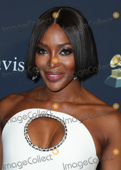 Naomi Campbell Photo - BEVERLY HILLS LOS ANGELES CALIFORNIA USA - JANUARY 25 Model Naomi Campbell wearing a Stephane Rolland dress arrives at The Recording Academy And Clive Davis 2020 Pre-GRAMMY Gala held at The Beverly Hilton Hotel on January 25 2020 in Beverly Hills Los Angeles California United States (Photo by Xavier CollinImage Press Agency)