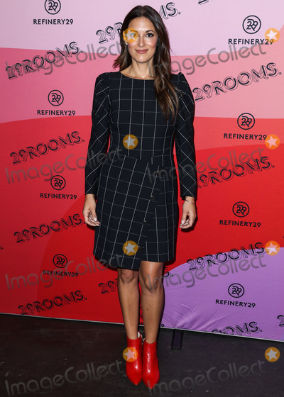 Angelique Cabral Photo - LOS ANGELES CA USA - DECEMBER 04 Actress Angelique Cabral arrives at the Refinery29 29Rooms Los Angeles 2018 Expand Your Reality Opening Party held at The Reef A Creative Habitat on December 4 2018 in Los Angeles California United States (Photo by Xavier CollinImage Press Agency)
