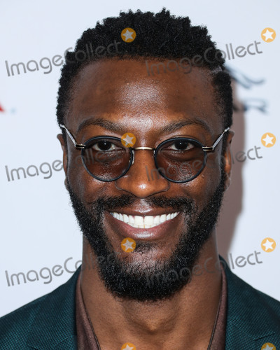 Aldis Hodge Photo - BEVERLY HILLS LOS ANGELES CALIFORNIA USA - SEPTEMBER 21 Aldis Hodge arrives at the BAFTA Los Angeles  BBC America TV Tea Party 2019 held at The Beverly Hilton Hotel on September 21 2019 in Beverly Hills Los Angeles California United States (Photo by Xavier CollinImage Press Agency)
