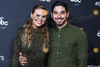 Alan Bersten Photo - LOS ANGELES CALIFORNIA USA - NOVEMBER 03 Hannah Brown and Alan Bersten arrive at ABCs Dancing With The Stars Season 28 Top Six Finalists Party held at Dominique Ansel at The Grove on November 4 2019 in Los Angeles California United States (Photo by Xavier CollinImage Press Agency)