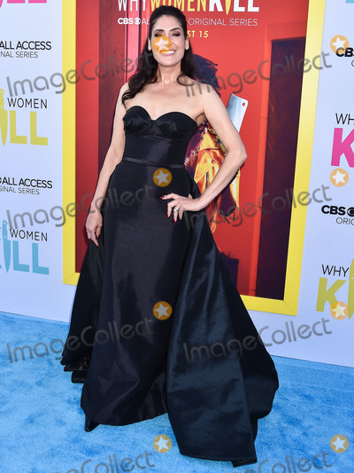 Alicia Coppola Photo - BEVERLY HILLS LOS ANGELES CALIFORNIA USA - AUGUST 07 Actress Alicia Coppola arrives at the Los Angeles Premiere Of CBS All Access Why Women Kill held at the Wallis Annenberg Center for the Performing Arts on August 7 2019 in Beverly Hills Los Angeles California United States (Photo by Image Press Agency)