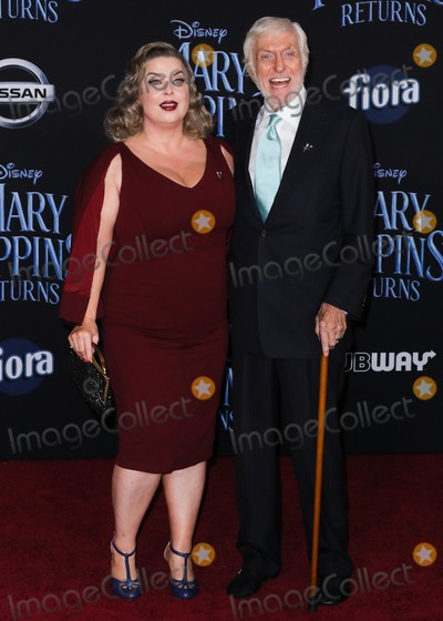 Arlene Silver Photo - HOLLYWOOD LOS ANGELES CA USA - NOVEMBER 29 Arlene Silver Dick Van Dyke arrive at the World Premiere Of Disneys Mary Poppins Returns held at the El Capitan Theatre on November 29 2018 in Hollywood Los Angeles California United States (Photo by David AcostaImage Press Agency)