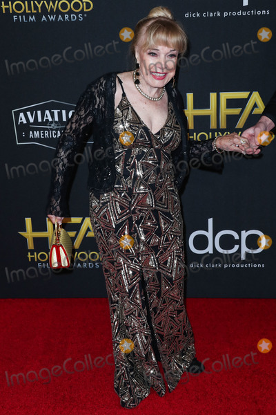 Terri Moore Photo - BEVERLY HILLS LOS ANGELES CALIFORNIA USA - NOVEMBER 03 Actress Terry Moore arrives at the 23rd Annual Hollywood Film Awards held at The Beverly Hilton Hotel on November 3 2019 in Beverly Hills Los Angeles California United States (Photo by Xavier CollinImage Press Agency)