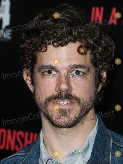 Andre Hyland Photo - WEST HOLLYWOOD LOS ANGELES CA USA - OCTOBER 30 Andre Hyland at the Los Angeles Premiere Of Vertical Entertainments In A Relationship held at The London West Hollywood Screening Room on October 30 2018 in West Hollywood Los Angeles California United States (Photo by Xavier CollinImage Press Agency)