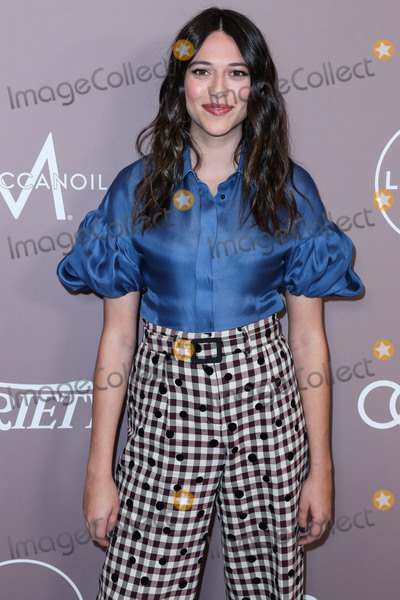 Jordan Weiss Photo - BEVERLY HILLS LOS ANGELES CALIFORNIA USA - OCTOBER 11 Jordan Weiss arrives at Varietys Power Of Women Los Angeles 2019 held at The Beverly Wilshire Hotel (A Four Seasons Hotel) on October 11 2019 in Beverly Hills Los Angeles California United States (Photo by Xavier CollinImage Press Agency)