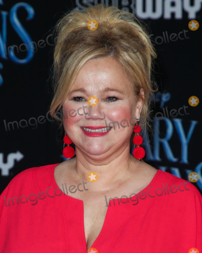 Caroline Rhea Photo - HOLLYWOOD LOS ANGELES CA USA - NOVEMBER 29 Caroline Rhea at the Los Angeles Premiere Of Disneys Mary Poppins Returns held at the El Capitan Theatre on November 29 2018 in Hollywood Los Angeles California United States (Photo by Image Press Agency)