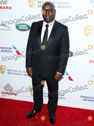 Steve Mc Queen Photo - BEVERLY HILLS LOS ANGELES CA USA - OCTOBER 26 Steve McQueen at the 2018 British Academy Britannia Awards presented by Jaguar Land Rover and American Airlines held at The Beverly Hilton Hotel on October 26 2018 in Beverly Hills Los Angeles California United States (Photo by Xavier CollinImage Press Agency)