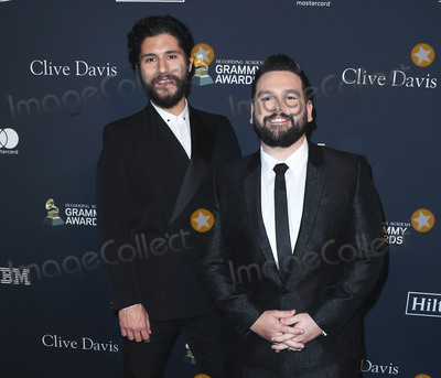 Shay Photo - BEVERLY HILLS LOS ANGELES CALIFORNIA USA - JANUARY 25 Dan Smyers and Shay Mooney of Dan  Shay arrive at The Recording Academy And Clive Davis 2020 Pre-GRAMMY Gala held at The Beverly Hilton Hotel on January 25 2020 in Beverly Hills Los Angeles California United States (Photo by Xavier CollinImage Press Agency)