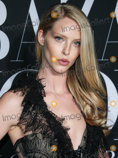 Abby Champion Photo - MANHATTAN NEW YORK CITY NEW YORK USA - SEPTEMBER 06 Abby Champion arrives at the 2019 Harpers BAZAAR Celebration of ICONS By Carine Roitfeld held at The Plaza Hotel on September 6 2019 in Manhattan New York City New York United States (Photo by Xavier CollinImage Press Agency)
