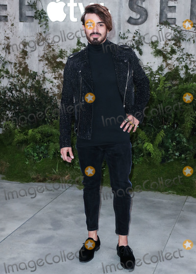 Andres Mejia Photo - WESTWOOD LOS ANGELES CALIFORNIA USA - OCTOBER 21 Actor Andres Mejia Vallejo arrives at the World Premiere Of Apple TVs See held at the Fox Village Theater on October 21 2019 in Westwood Los Angeles California United States (Photo by Xavier CollinImage Press Agency)