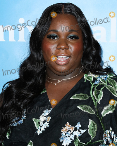 Alex Newell Photo - PASADENA LOS ANGELES CALIFORNIA USA - JANUARY 11 Alex Newell arrives at the 2020 NBCUniversal Winter TCA Press Tour held at The Langham Huntington Hotel on January 11 2020 in Pasadena Los Angeles California United States (Photo by Xavier CollinImage Press Agency)