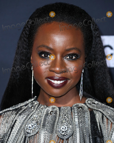 Danai Gurira Photo - HOLLYWOOD LOS ANGELES CALIFORNIA USA - SEPTEMBER 23 Actress Danai Gurira wearing Christopher Kane arrives at the Los Angeles Special Screening Of AMCs The Walking Dead Season 10 held at the TCL Chinese Theatre IMAX on September 23 2019 in Hollywood Los Angeles California United States (Photo by Xavier CollinImage Press Agency)