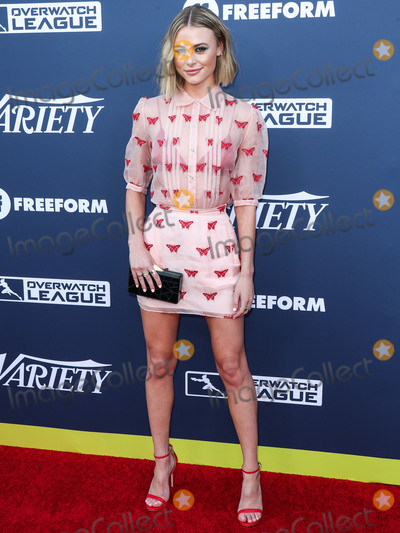 Hayley Erin Photo - HOLLYWOOD LOS ANGELES CALIFORNIA USA - AUGUST 06 Actress Hayley Erin arrives at Varietys Power Of Young Hollywood 2019 held at the h Club Los Angeles on August 6 2019 in Hollywood Los Angeles California United States (Photo by Xavier CollinImage Press Agency)