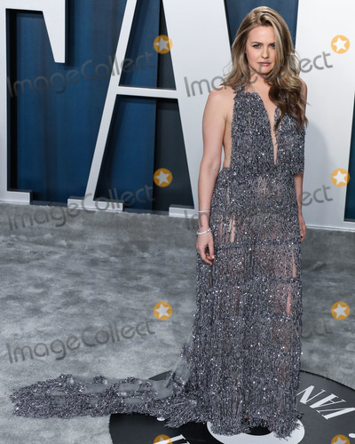 Alicia Silverstone Photo - BEVERLY HILLS LOS ANGELES CALIFORNIA USA - FEBRUARY 09 Alicia Silverstone arrives at the 2020 Vanity Fair Oscar Party held at the Wallis Annenberg Center for the Performing Arts on February 9 2020 in Beverly Hills Los Angeles California United States (Photo by Xavier CollinImage Press Agency)